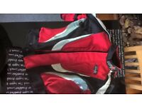 RST Motorcycle Jacket - small size - hardly ever worn