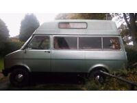 1982 Bedford CF Camper-van