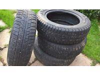 Set of four Winter tyres Marangoni for Citroen Xsara Picasso
