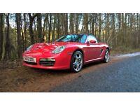 Porsche BOXSTER 3.2 19'' Wheels 1 Year MOT Full Service History