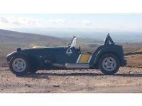Locust kit car, track car, weekend car, not Caterham/Westfield/Robin Hood