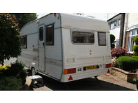 Bailey caravan + Full Awning + extras for sale