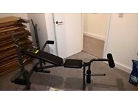 Weight Bench Weider 224 - Used But Good Condition