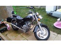 Lexmoto 125cc lowride