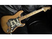 1977 Ash Antoria Stratocaster Strat electric guitar MIJ Made in Japan FujiGen