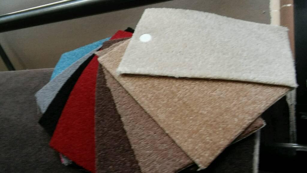 Carpet stain-free twist