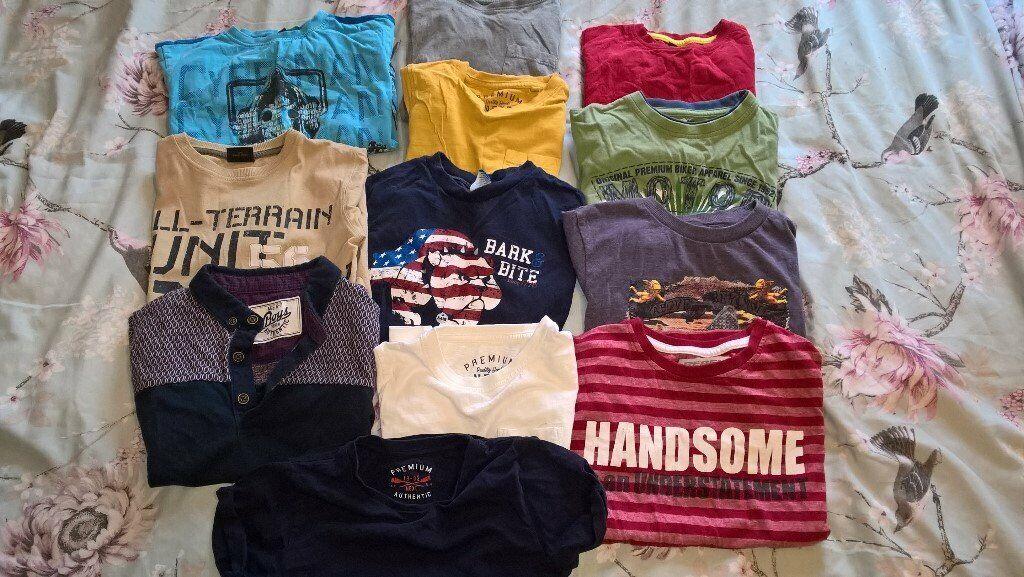 Boys clothing bundle, 50+ items aged 6-7 yrs inc Designer brands GAP,  Adidas, Adams & Next  | in Cupar, Fife | Gumtree