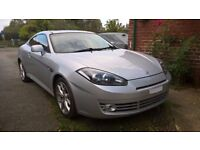 HYUNDAI COUPE '57 PLATE' S111 AUTO V6 STUNNING, LOW MILES 47K FSH!