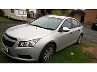 Chevrolet Cruze - with 11 Months MOT