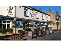Manager/Management couple required for a busy community pub,The Nags Head,Heworth,York