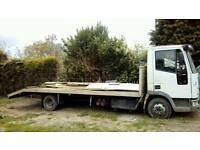 Iveco new cargo 75e15 7m beavertail