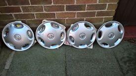 Vauxhall Corsa B Wheel Trims