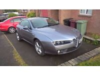 alfa-romeo 2.4 jtdM diesel-low-mileage 3-door sport car