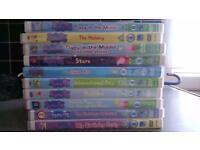 Pepper pig DVD'S