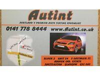 AUTINT Scotland's premier auto tinting specialist