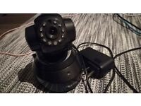 Vstarcam wifi home 720 HD IP camera with pan tilt night vision speaker microphone