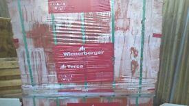 Wienerberger bricks 500 in a pack x 3 packs