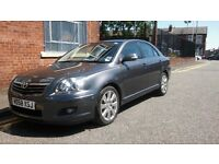 2008 Toyota Avensis 2.2 D-4D TR 5dr Hatchback, Warranty and AA Breakdown available, £2,495