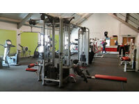 Commercial gym equipmen Full package, excellent condition Great for startup gym or crossfit gym