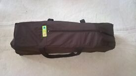 Travel Cot by Harry and Harriet - Excellent condition used once