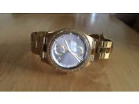*EXCELLENT condition* Marc Jacobs GOLD watch