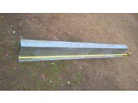Metal Lintel 2250 Long different profile
