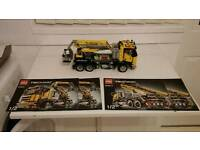 Lego Technic 8292 Cherry Picker