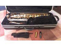 "Tenor Saxophone: Trevor James ""Artemis"" (student level)"