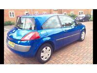 2005 RENAULT MEGANE ��499 CHEAP BARGAIN polo golf audi bmw yaris micra firsta ford focus honda corsa