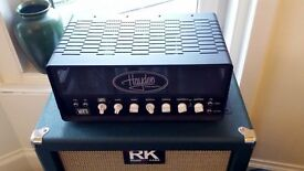 Hayden Mofo 30W Valve Guitar Amp and Road Kill Cabinet