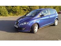 Seat Altea 1.9 TDI with full service history and New MOT