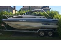 SUNBIRD CUDDY 188, 18 FT SPEED BOAT / CABIN CRUISER, PROJECT