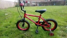 """Boy's bike 14"""""""