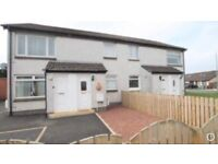 2 bedroom upper cottage flat with large driveway, available to rent in Newarthill, Motherwell.