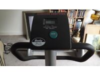 Exercise bike: 'Body Style' Adjustable height and speed. FREE.