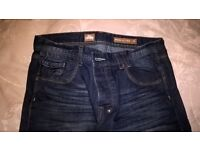 MENS TOKYO LAUNDRY JEANS