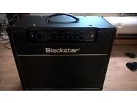 Blackstar Studio HT-20 valve combo with custom cover - good condition