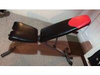 BowFlex Weights Bench