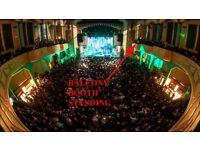 2 gig tickets - Post Modern Jukebox Standing Glasgow 22nd February