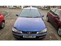Peugeot 406 Diesel £500