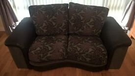 two seater sofa in great condition.