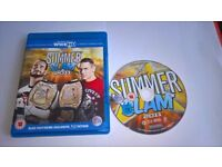 WWE Summerslam 2011 - Wrestling Blu-Ray