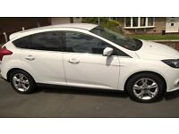 Ford focus 2012 Immaculate Condition, Very Low mileage. 1 previous owner.