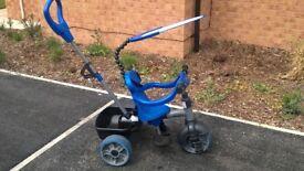 Little Tikes 4 In 1 Blue Trike Toddler Kids Bike