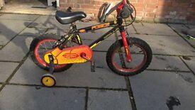 Kids Apollo Force 360 Bike