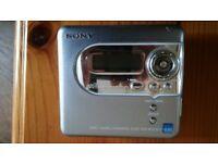 Sony MZ NH 600 Walkman