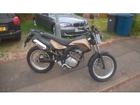 Derbi SENDA SM 125 CROSS CITY only 300 miles Excellent condition Immaculate condition