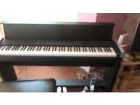 korg electric piano CKT-350 with seat