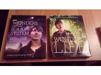 2 Brian Cox Science books