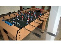 Football Table Mightymast Gemini.